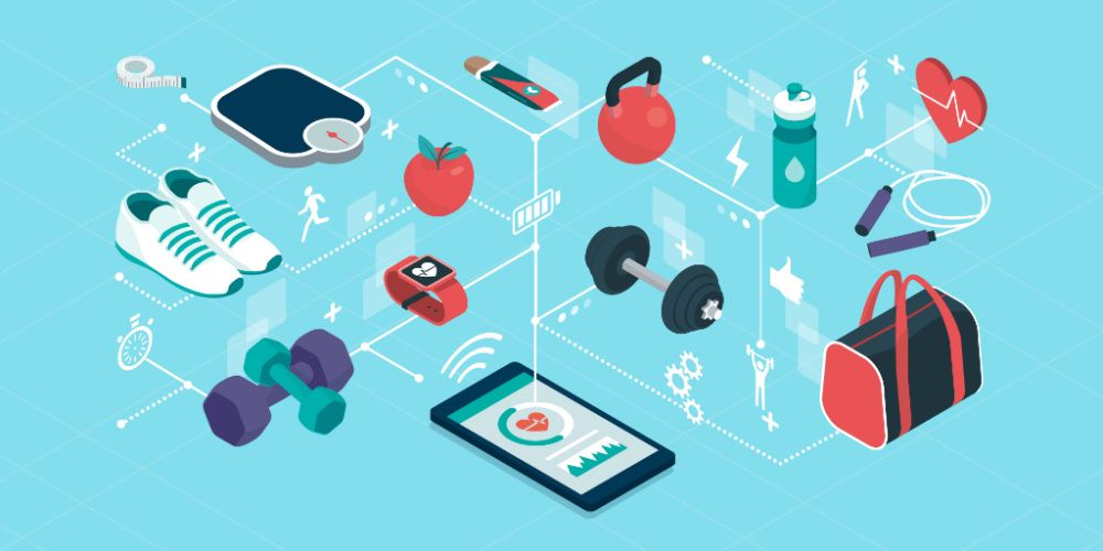 The best health tracker is the one that provides you with the data you can use (illustration: Getty Images)