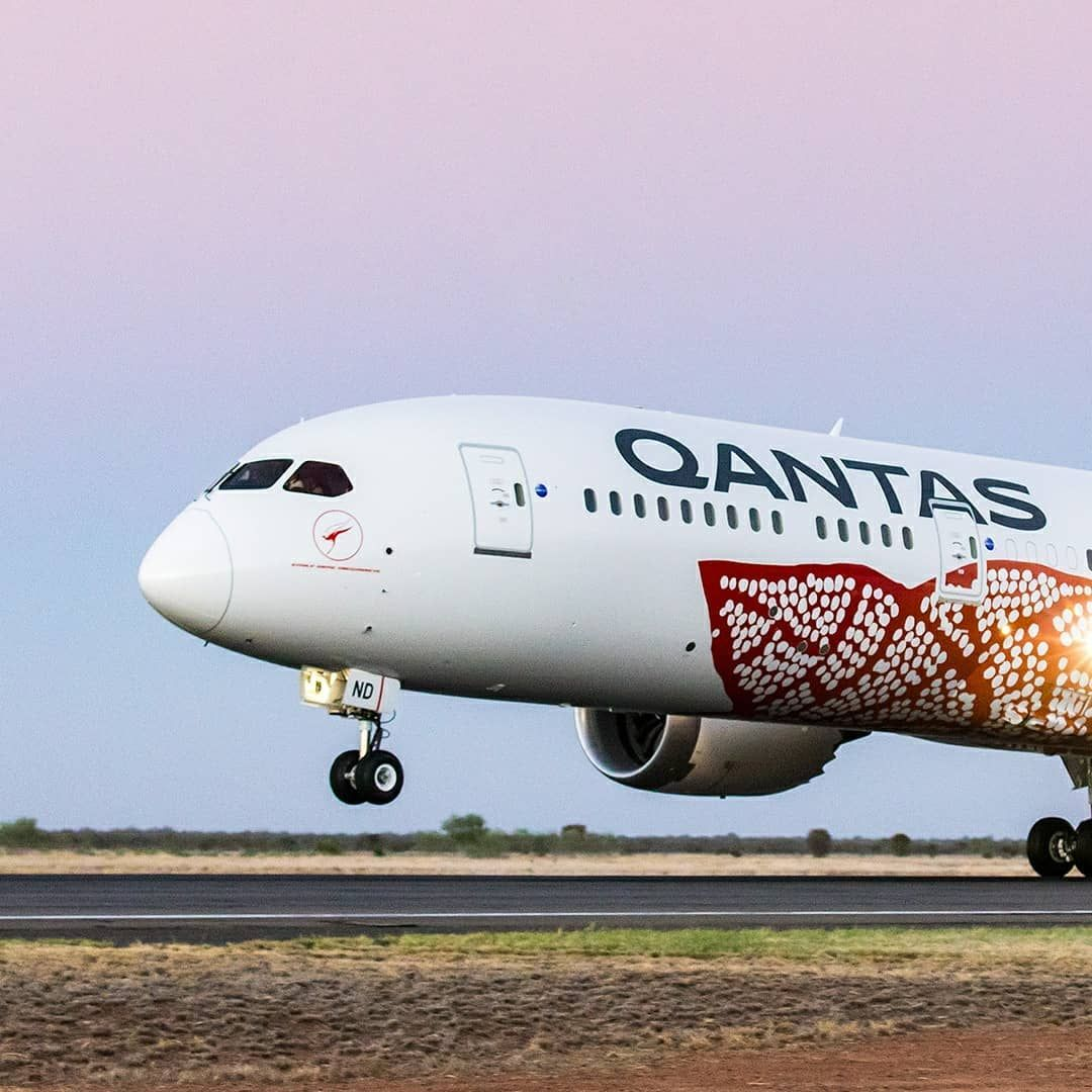 Qantas Airlines Has Been Rated The Safest Airline In The World (Again)