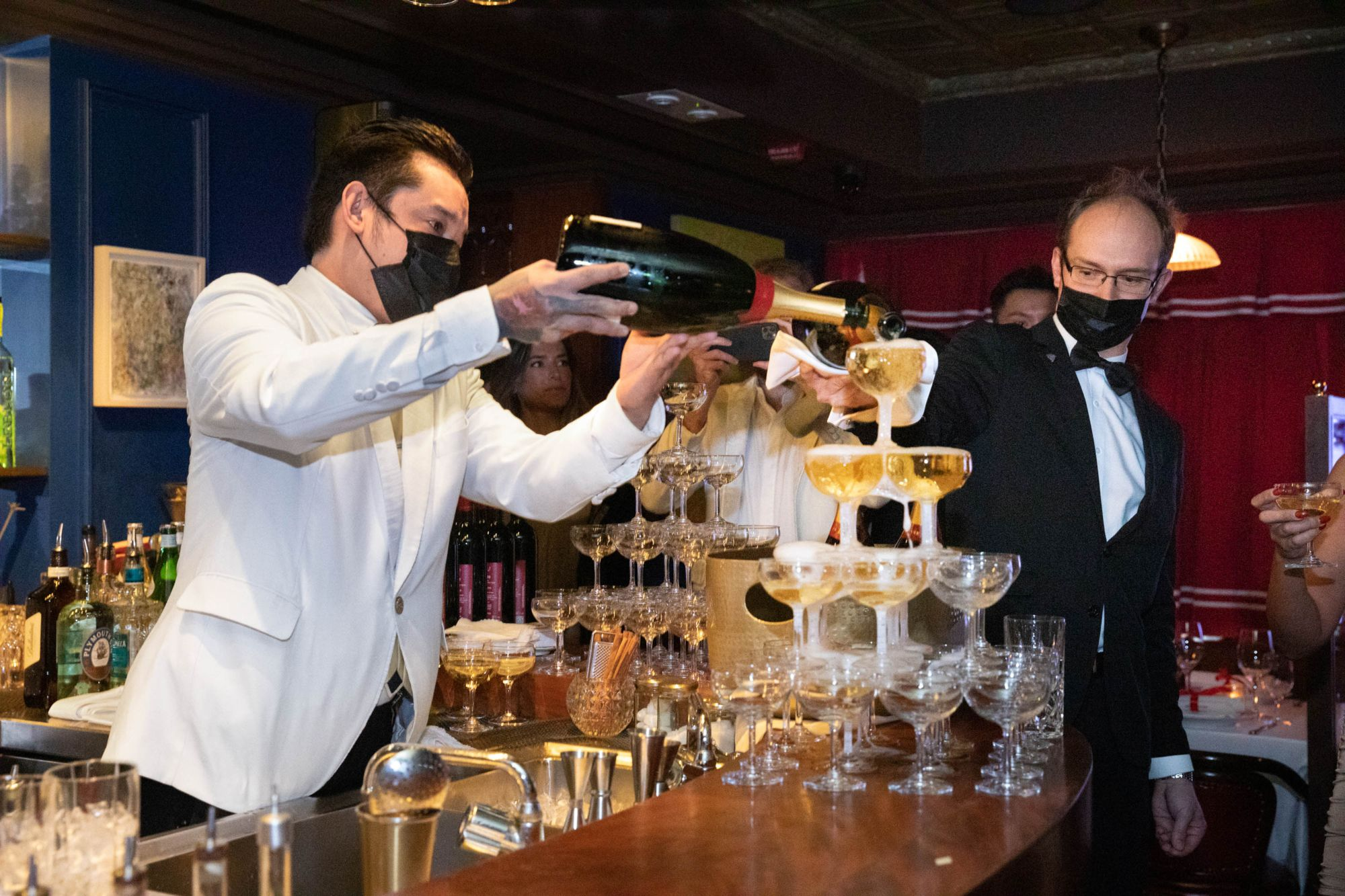 A Unique New Year's Celebration at Carbone and Buenos Aires Polo Club