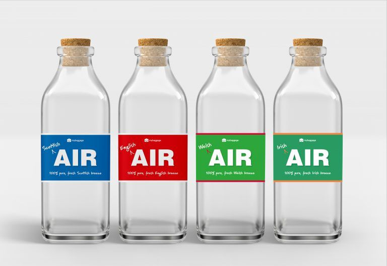 Miss Travelling? You Can Now Buy Bottled Air From The UK