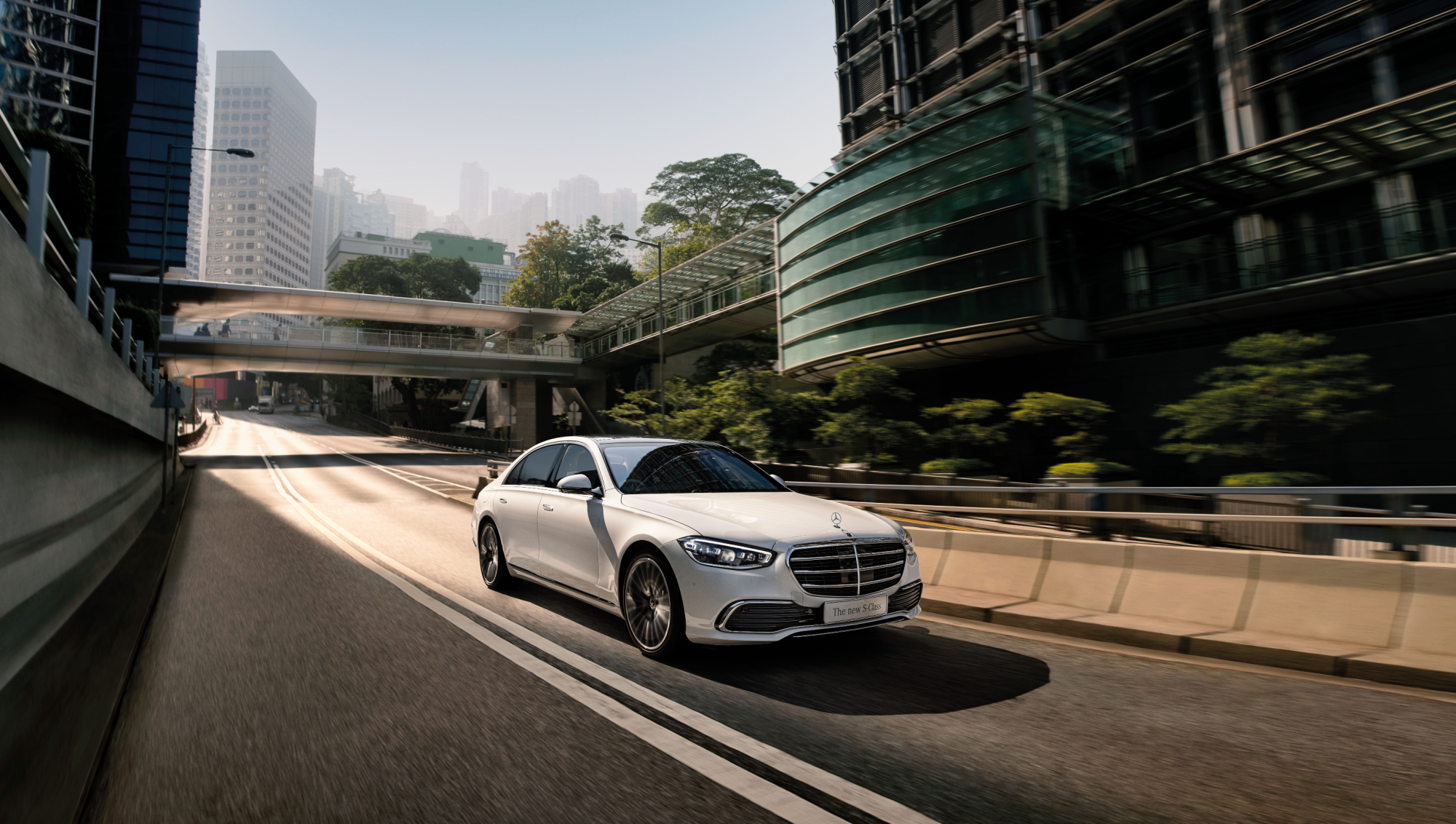 Introducing The All-New 2021 Mercedes-Benz S-Class