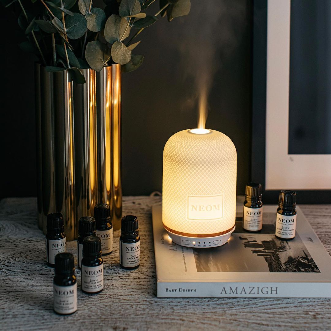 7 Essential Oil Diffusers To Help You Relax At Home In 2021