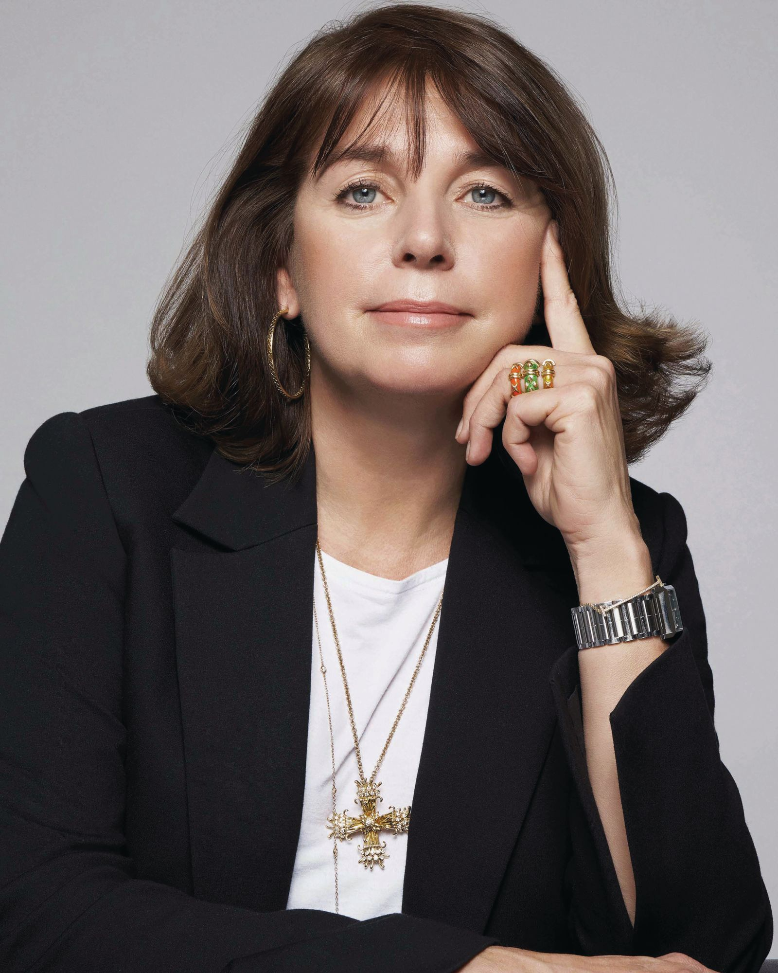 Tiffany & Co's First Female Chief Gemmologist, Victoria Reynolds On Designing Enormous 30-Carat Diamond Ring