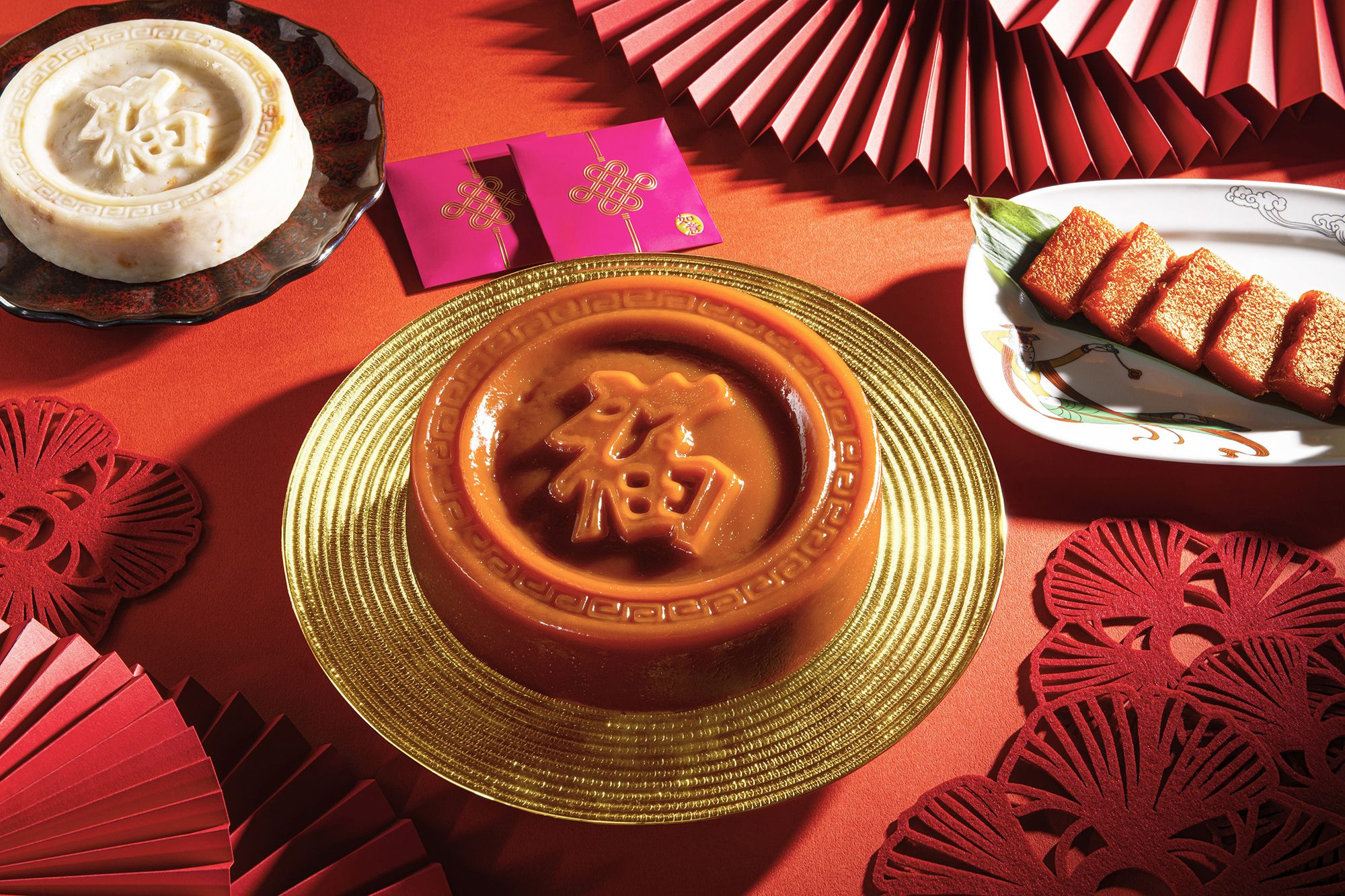 Ring In Chinese New Year With Dynasty's Auspicious Specialties