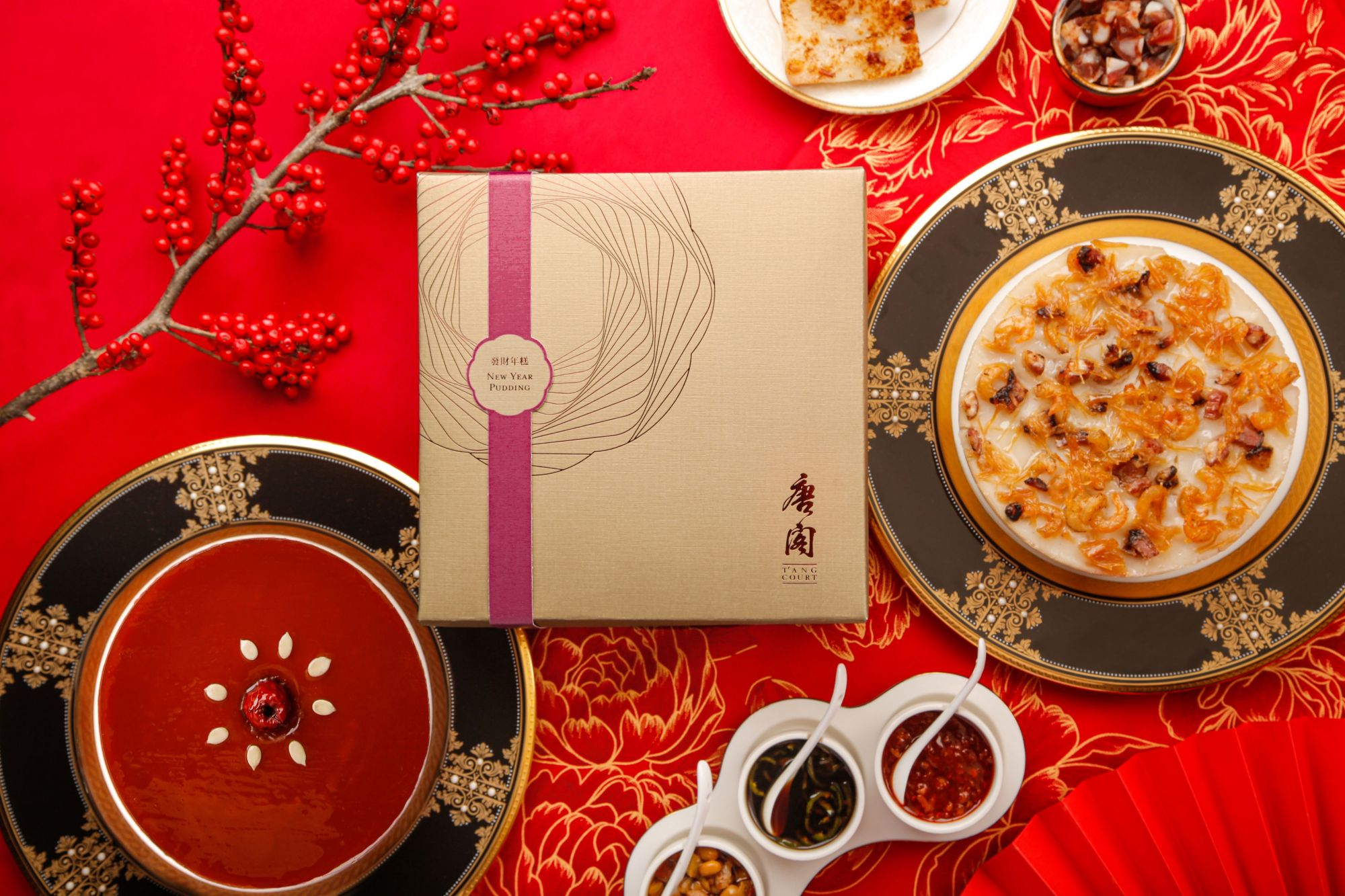 Chinese New Year Specialties At T'ang Court