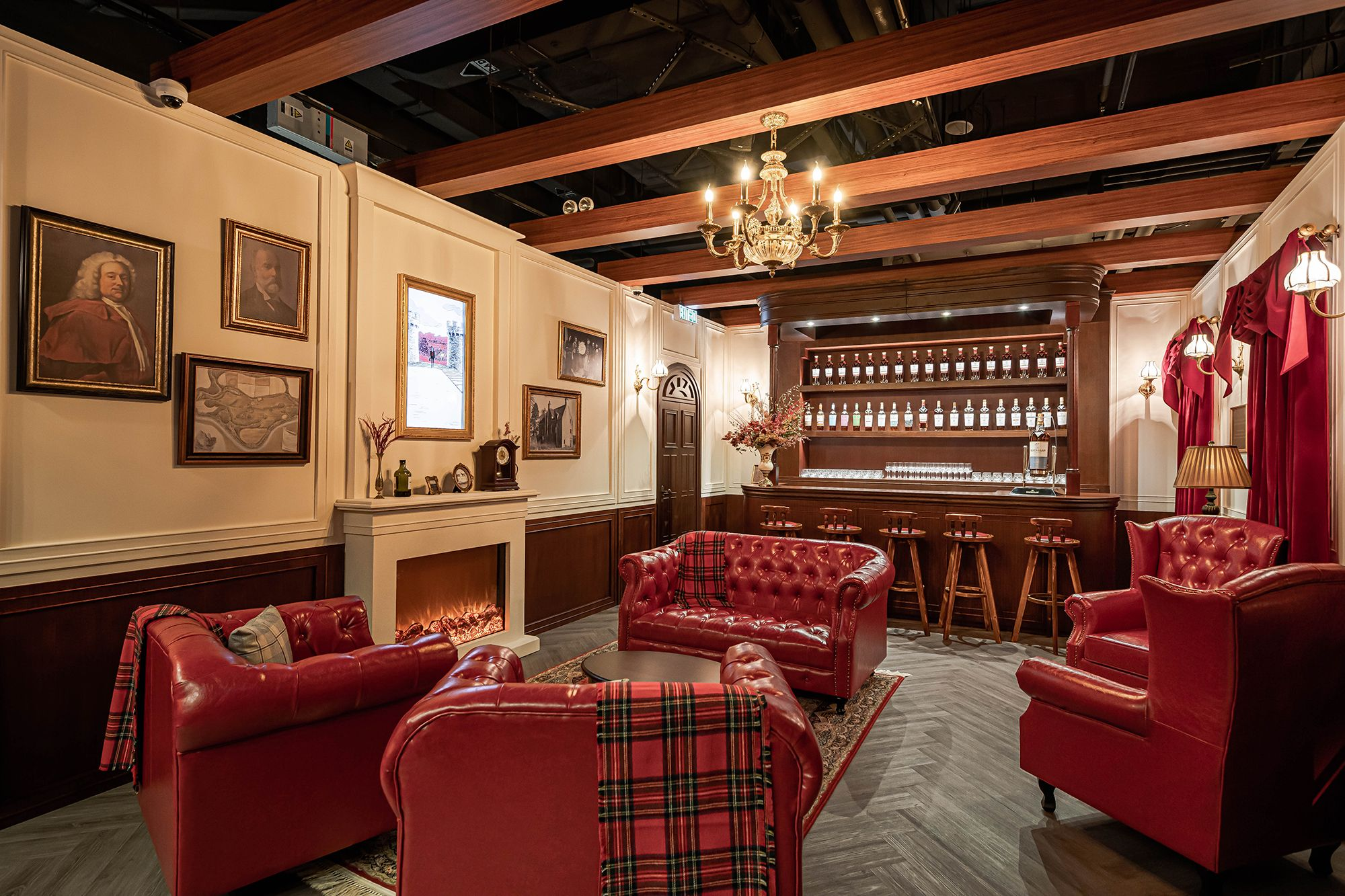 The Macallan Unveils The Red Collection With A Walk Down Memory Lane