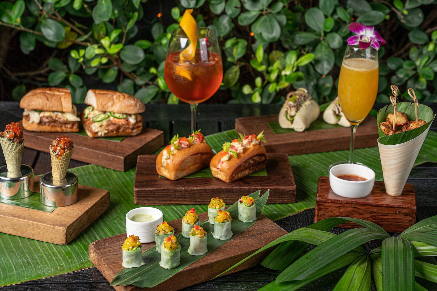 "Honi Honi Launches ""Maka Hiki Lounge"" Pop-Up At The Upper House"