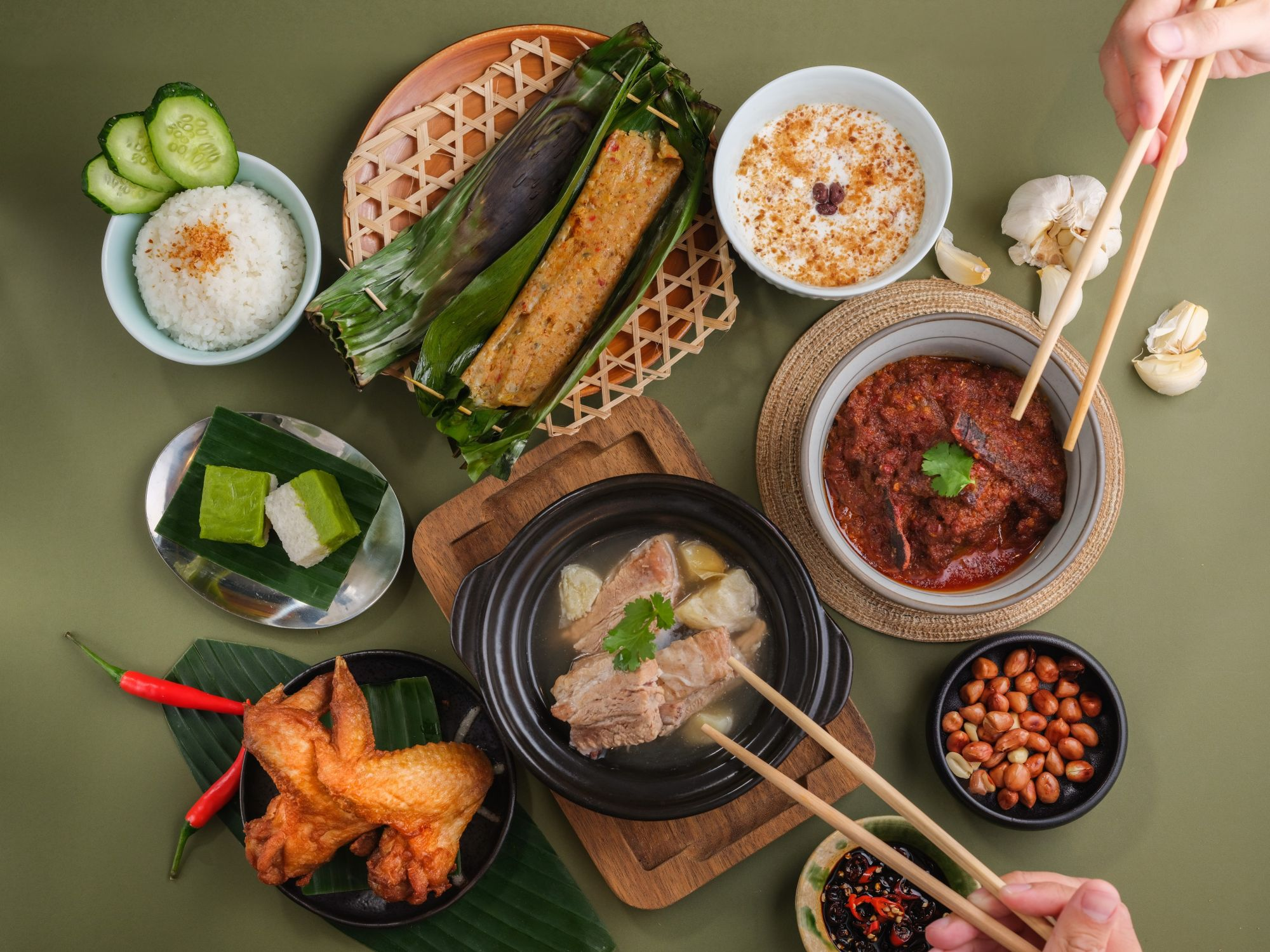 J.A.M, A New Hong Kong Food Hall By ZS Hospitality, Launches In Central