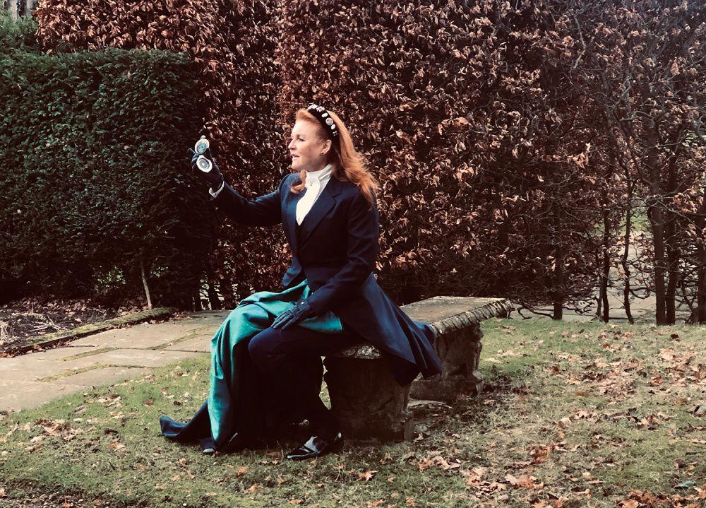 Sarah Ferguson, Duchess of York, will publish her first novel this August (photo: Courtesy)