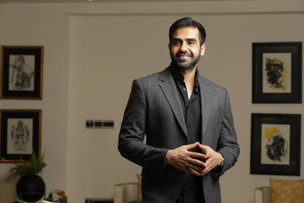 Nikhil Kamath, co-founder and CIO of Zerodha (photo: Zerodha)