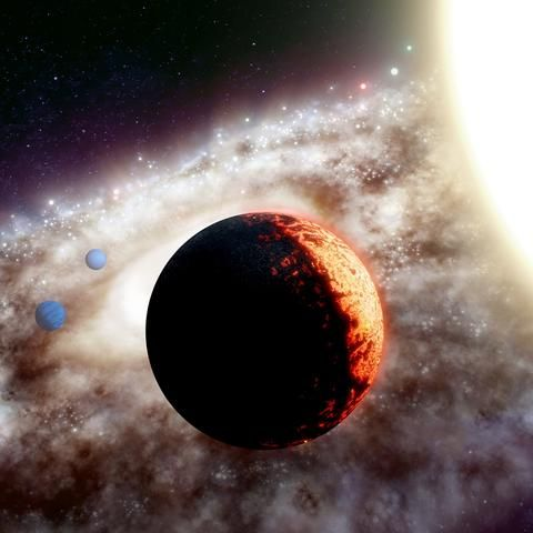 All About The Discovery Of TOI-561b, The 14-Billion-Year-Old 'Super-Earth' Scientists Recently Found