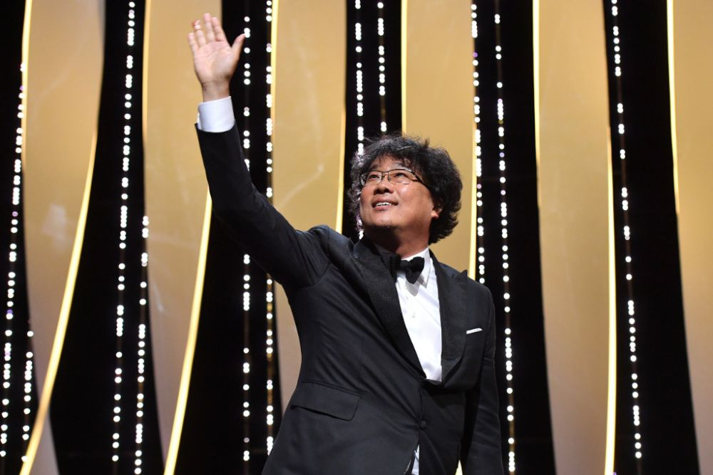 Bong Joon Ho will chair the jury at this year's Venice Film Festival (photo: Getty Images)