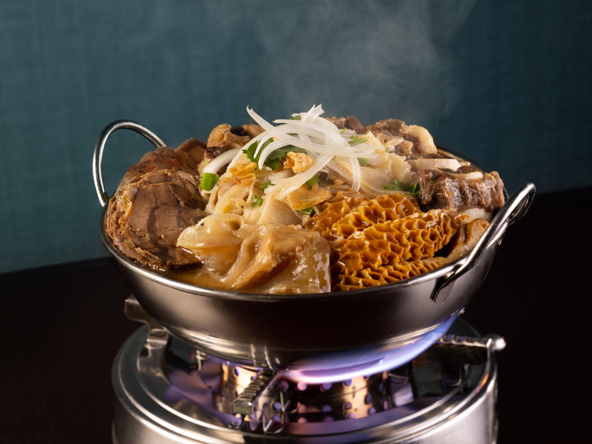 Vietnamese Beef Poon Choi At An Nam