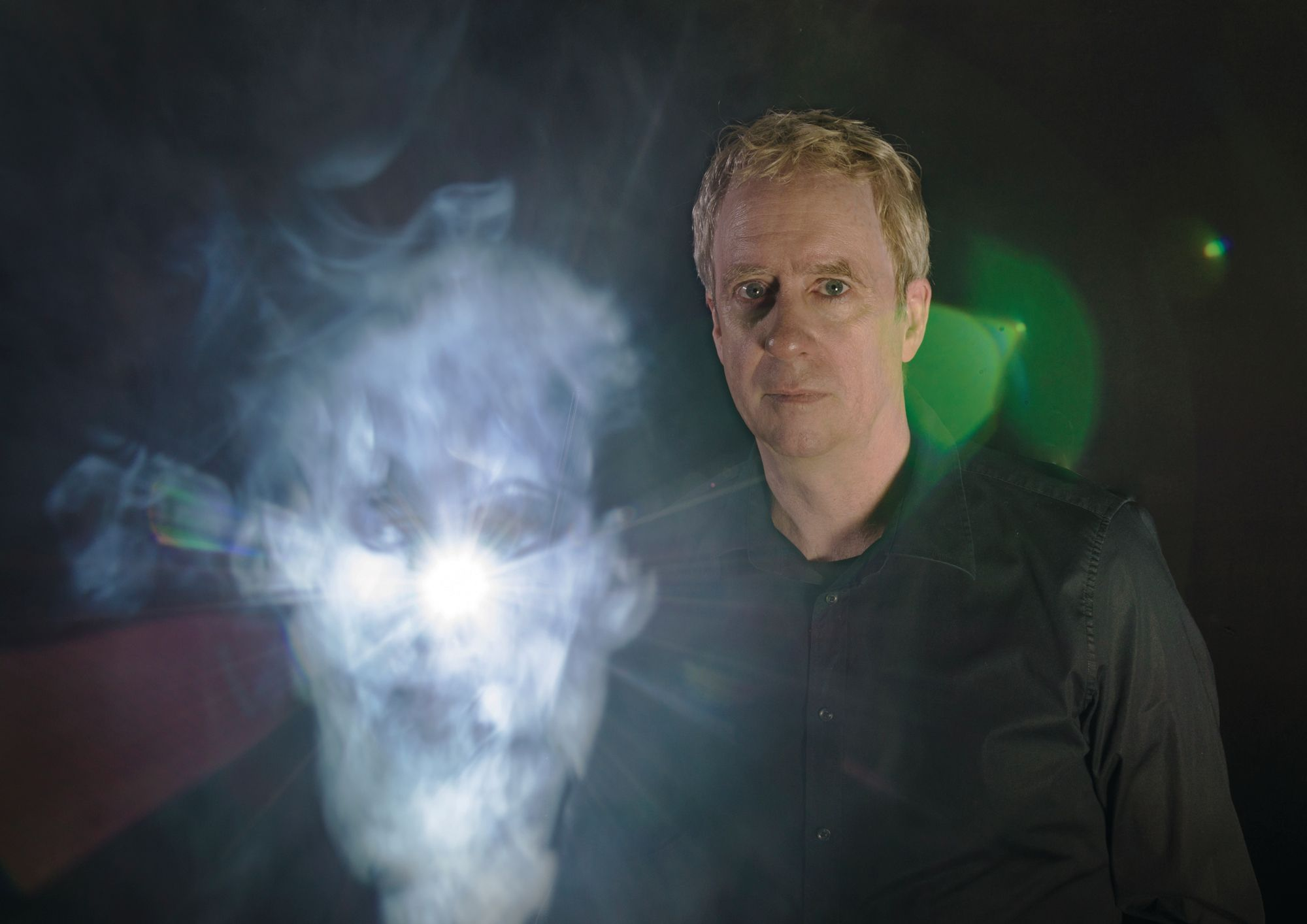 Tony Oursler On His New Exhibition In Taiwan—And Why Smartphones Are Like Drugs