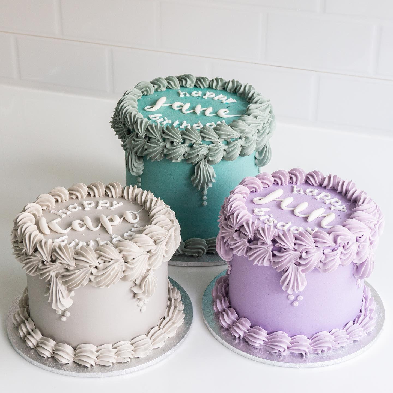 7 Instagram Bakeries for Minimalistic Korean Cakes
