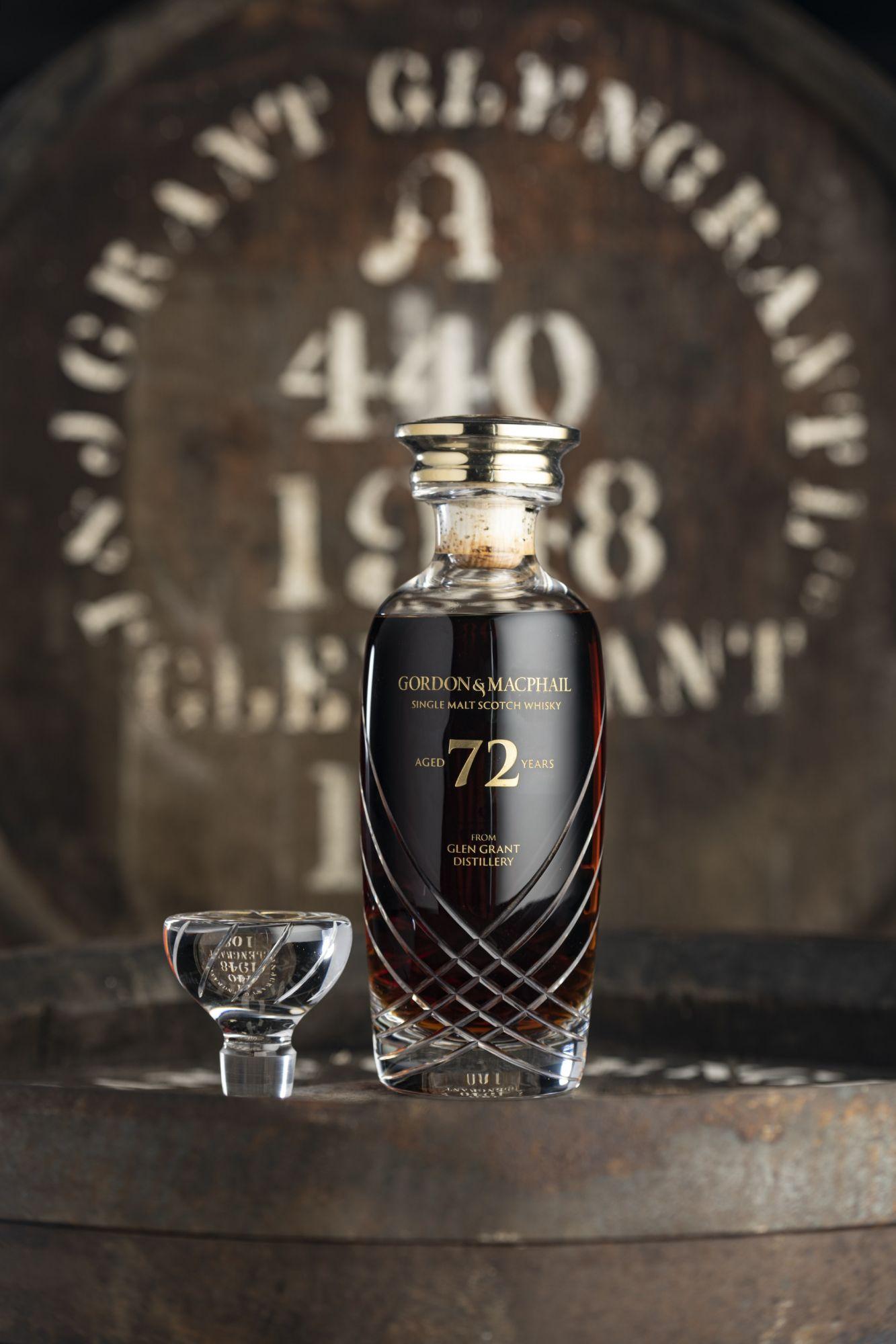 Historical Gordon & MacPhail Single Malt Whisky Makes Its Debut At Bonhams Auction