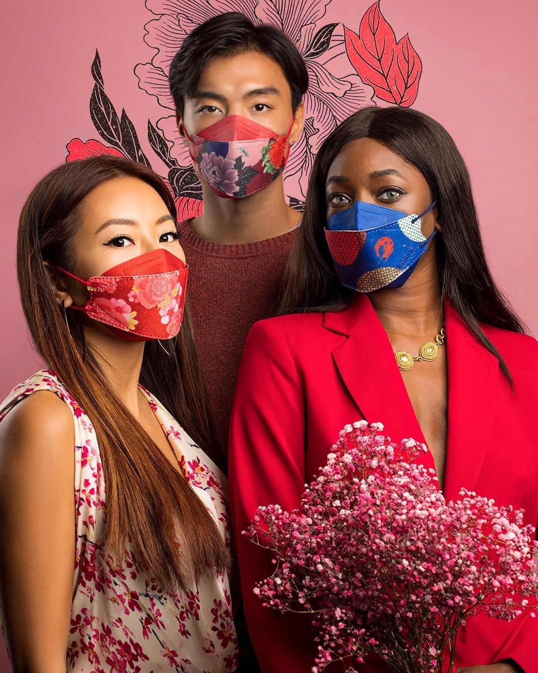 Masklab Launches A New Collection Of Face Masks For Chinese New Year 2021