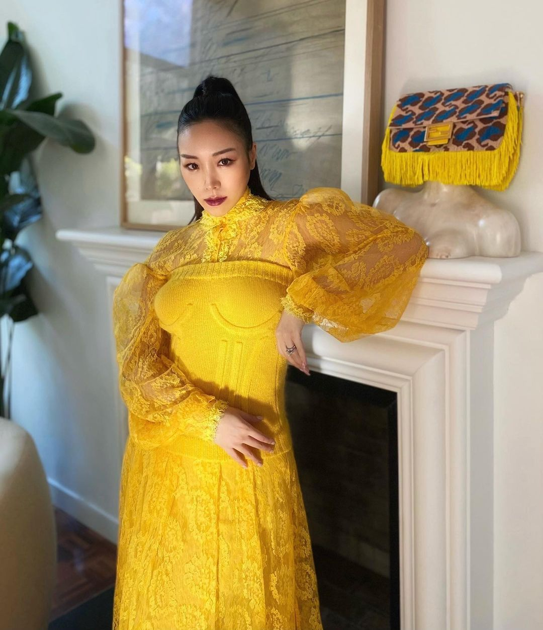Tatler Friends Celebrate Paris Haute Couture Week Spring 2021 At Home