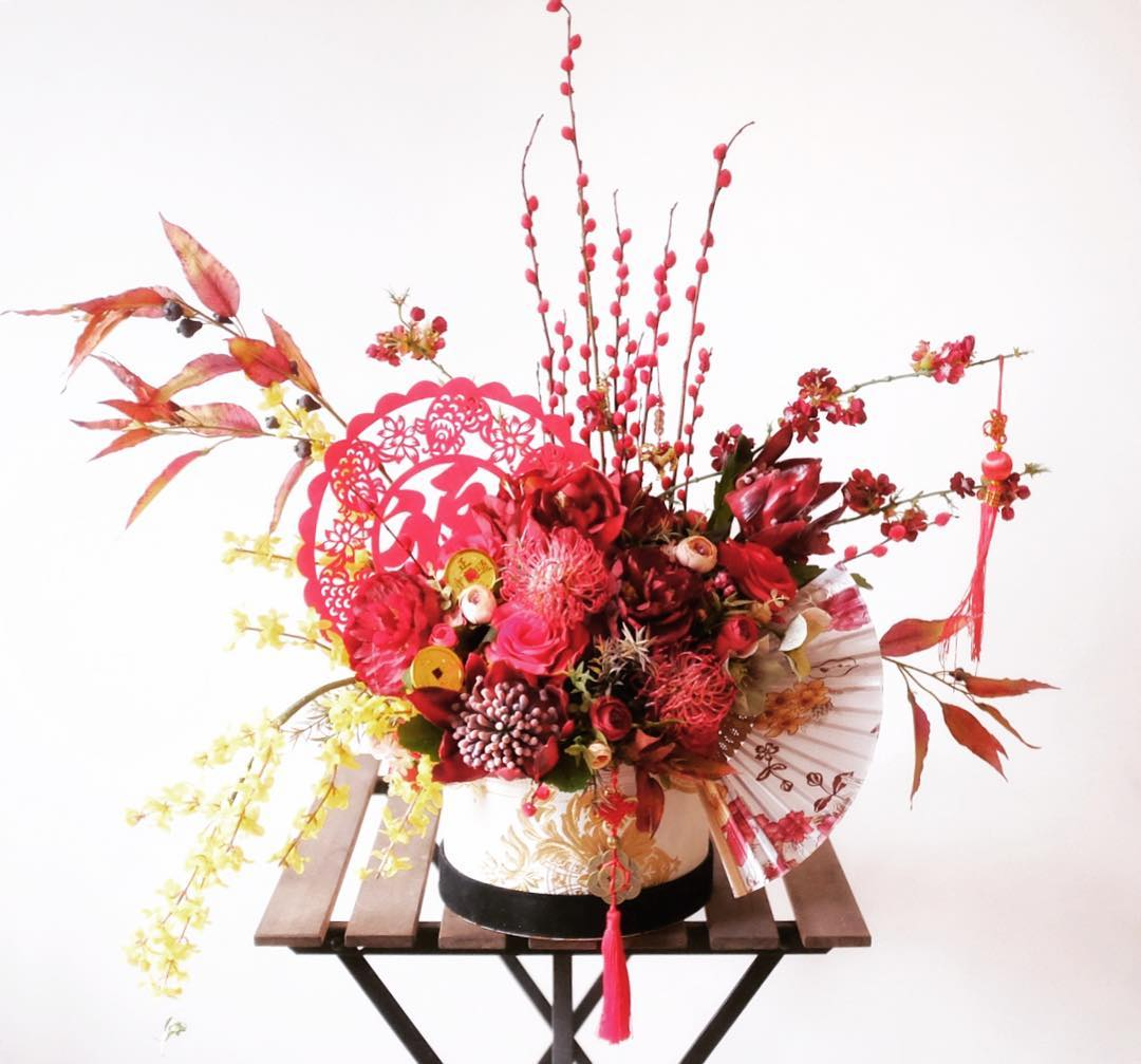 Chinese New Year 2021: 9 Auspicious Flowers To Buy In Hong Kong
