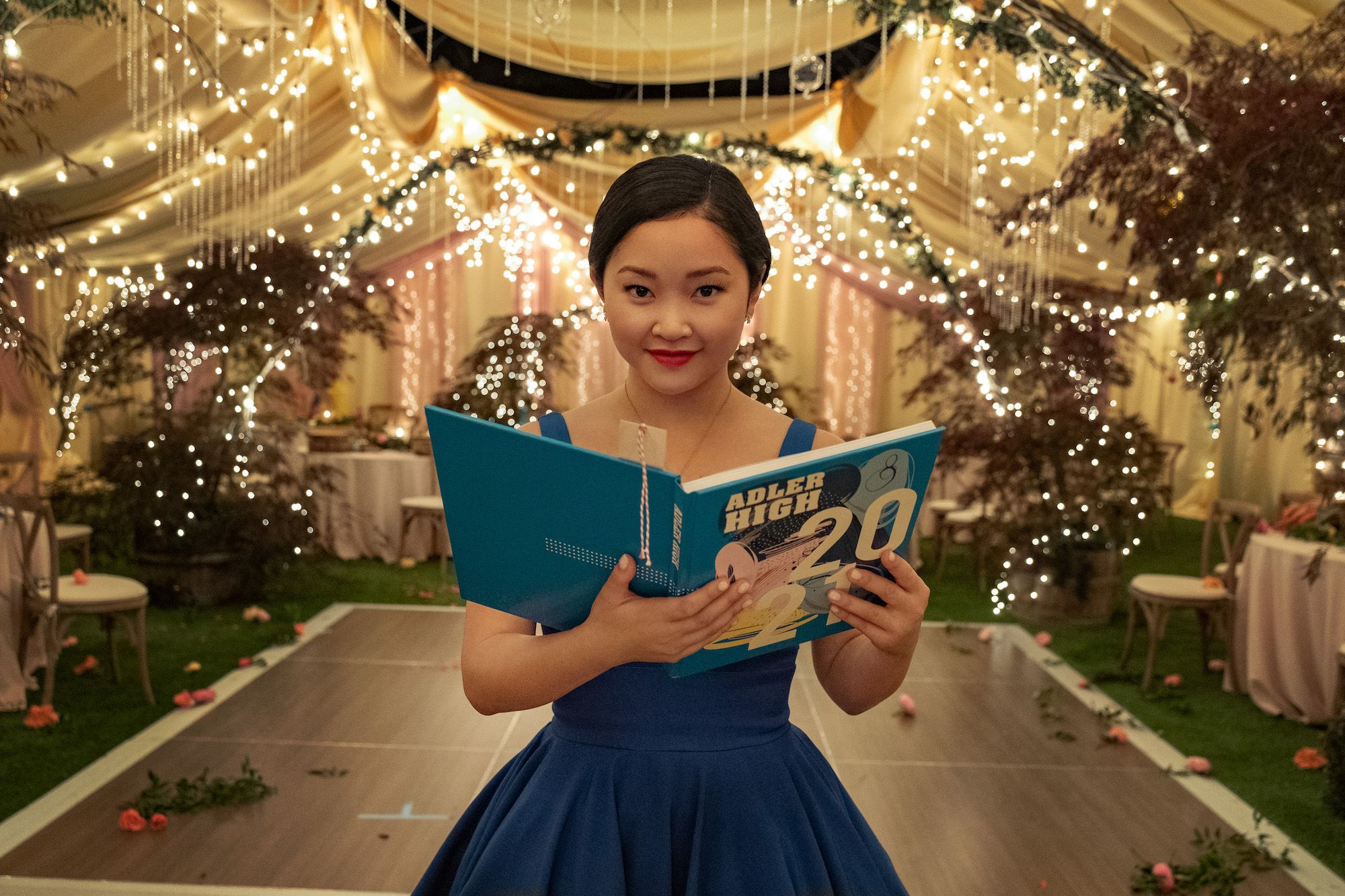 TO ALL THE BOYS IVE LOVED BEFORE 3. Lana Condor as Lara Jean Covey, In TO ALL THE BOYS IVE LOVED BEFORE 3. Cr. Katie Yu / Netflix © 2020