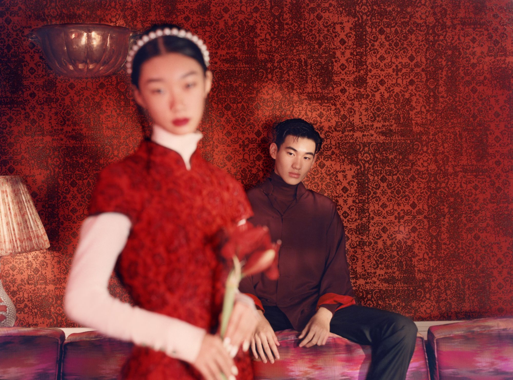 12 Chinese New Year Fashion Collections for 2021