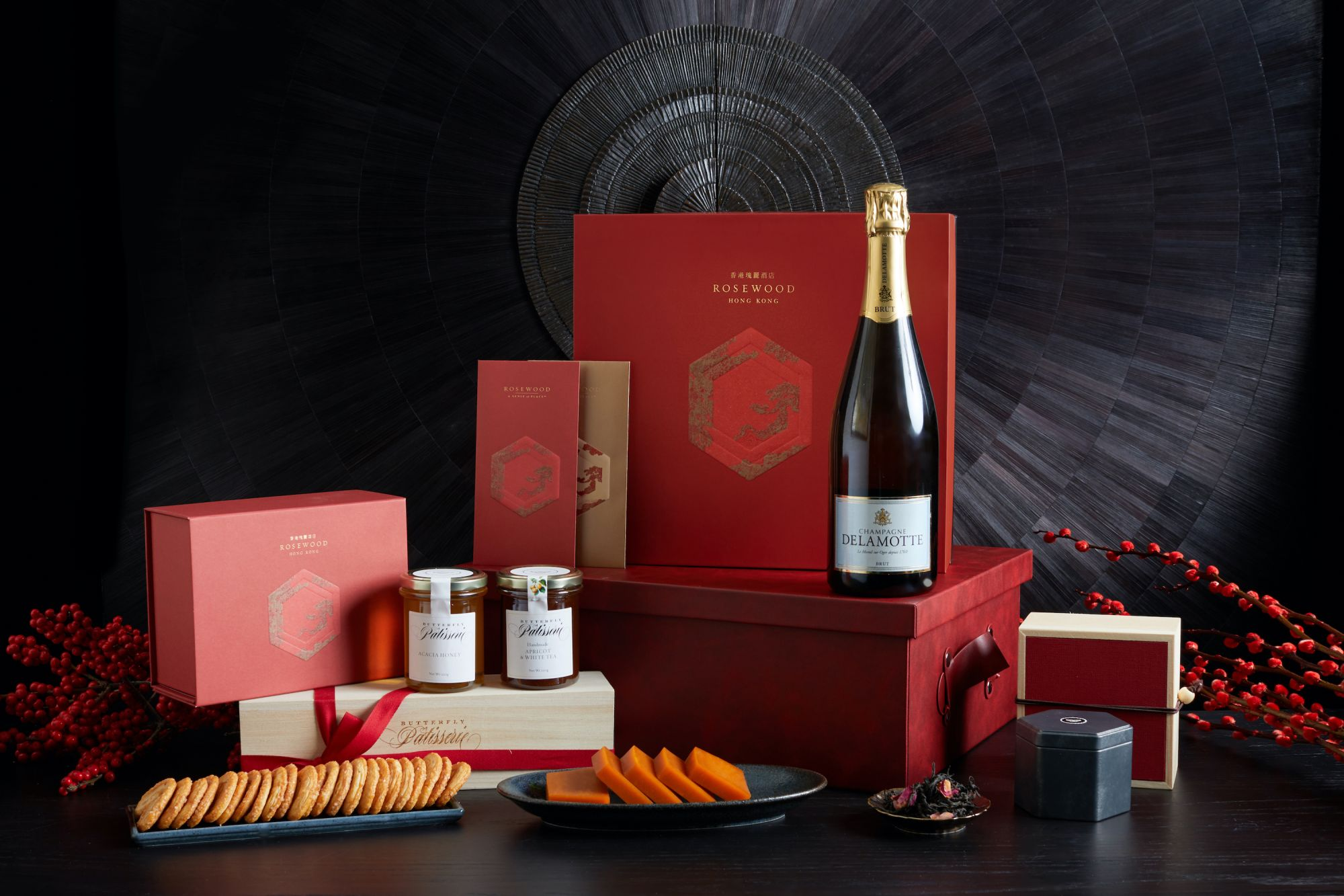 10 Luxury Hampers For Chinese New Year 2021