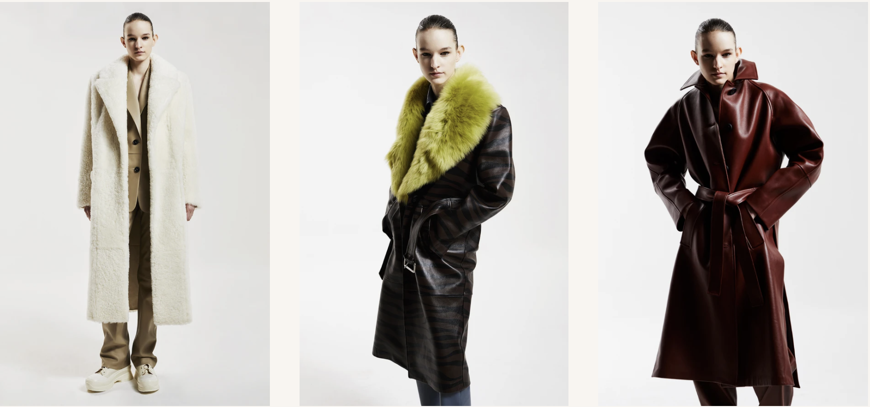 The Stylish Coats We're Lusting After Right Now