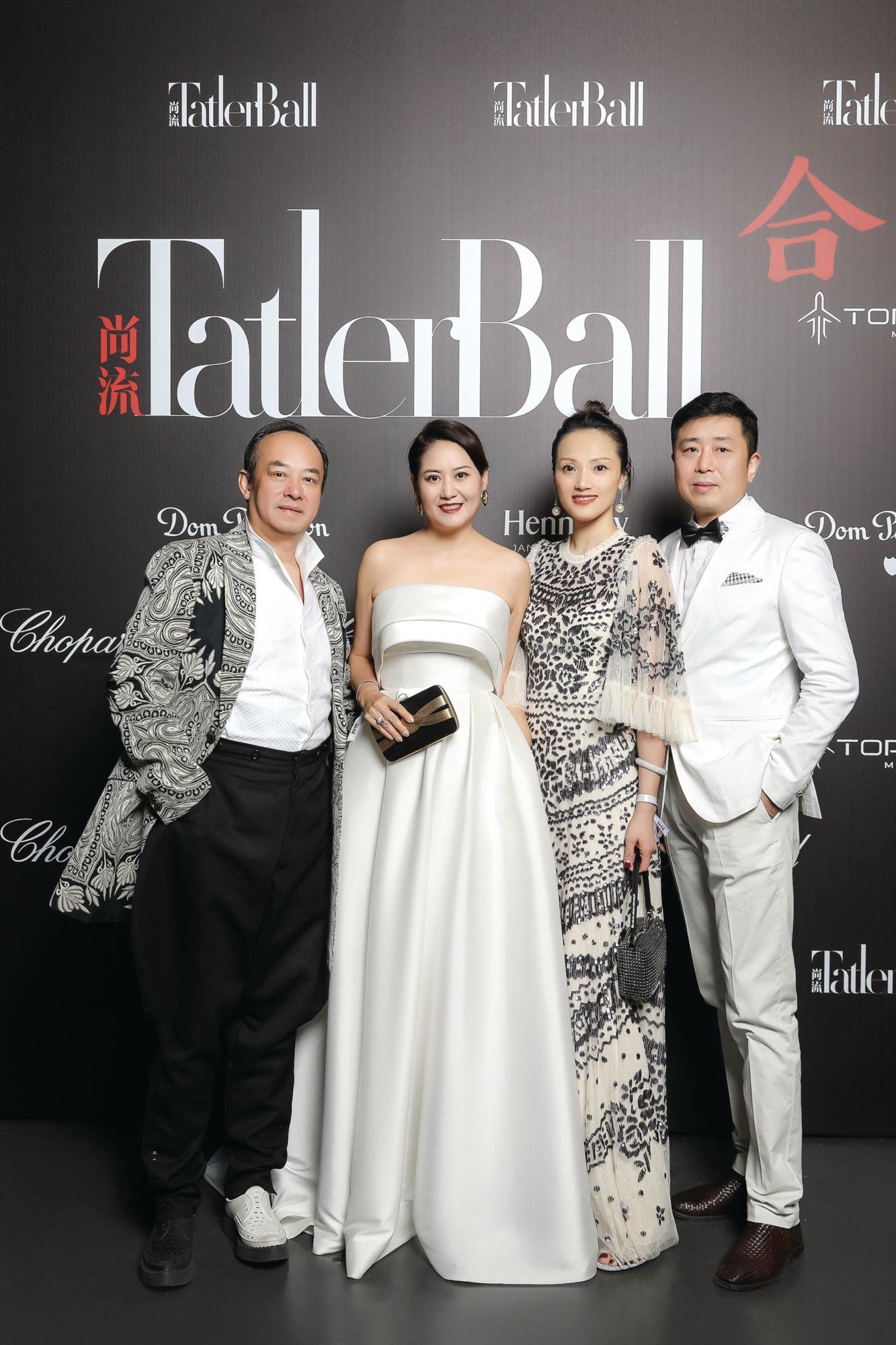 Inside The Shangliu Tatler Ball 2020