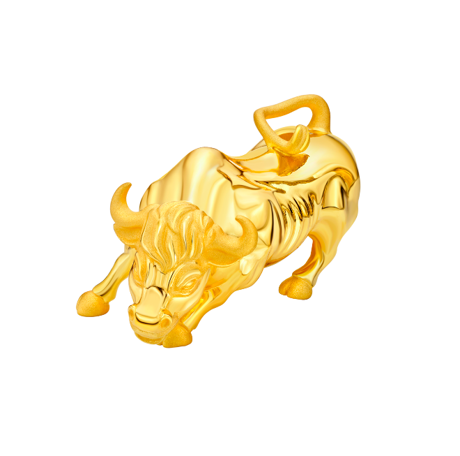 Chinese New Year 2021: Would You Get This Solid Gold Ox Is Worth Over US$12,000?