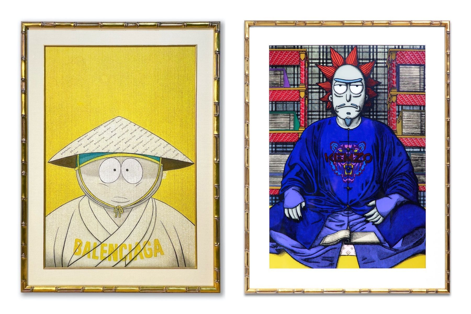How Artist Ernest Chang Blends Traditional Chinese Art and Contemporary Culture