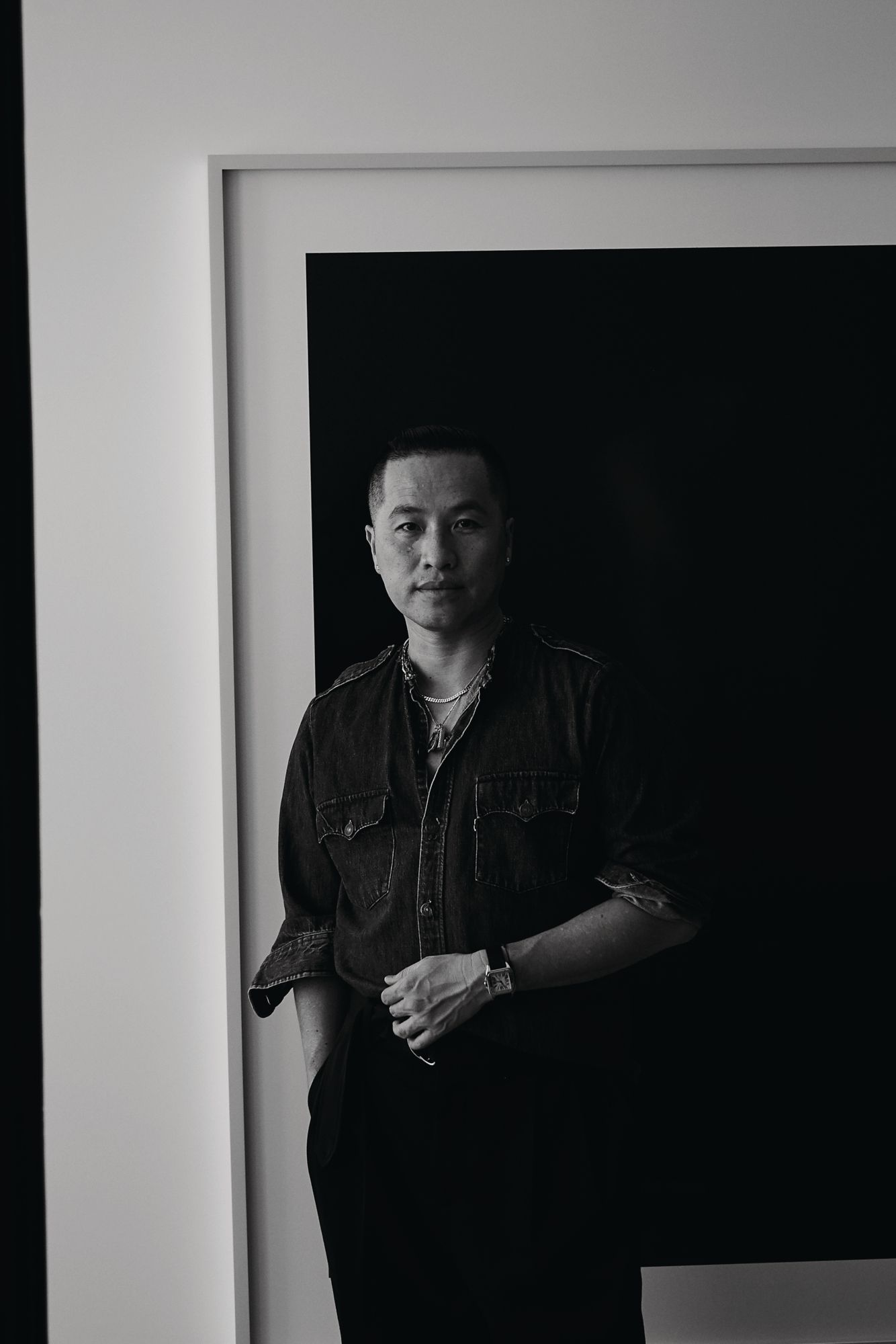 Inside Phillip Lim's New York City Loft: His Thoughts On Working From Home And Nurturing Creativity