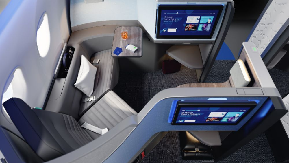 JetBlue's Mint business class gets an all-suite layout for the airline's transatlantic launch (photo: Courtesy)