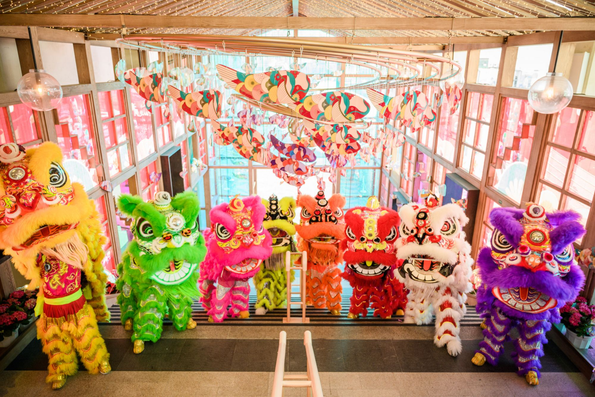 The Best Chinese New Year Displays To See In Hong Kong, 2021