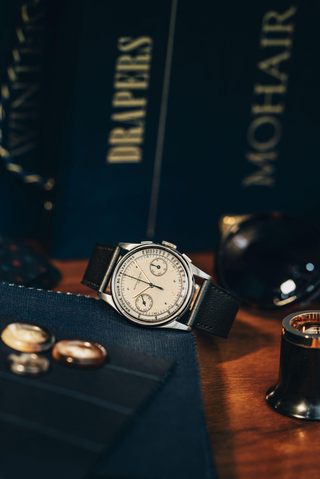 Vacheron Constantin's Very First Chronograph Pocket Watch Comes To Hong Kong