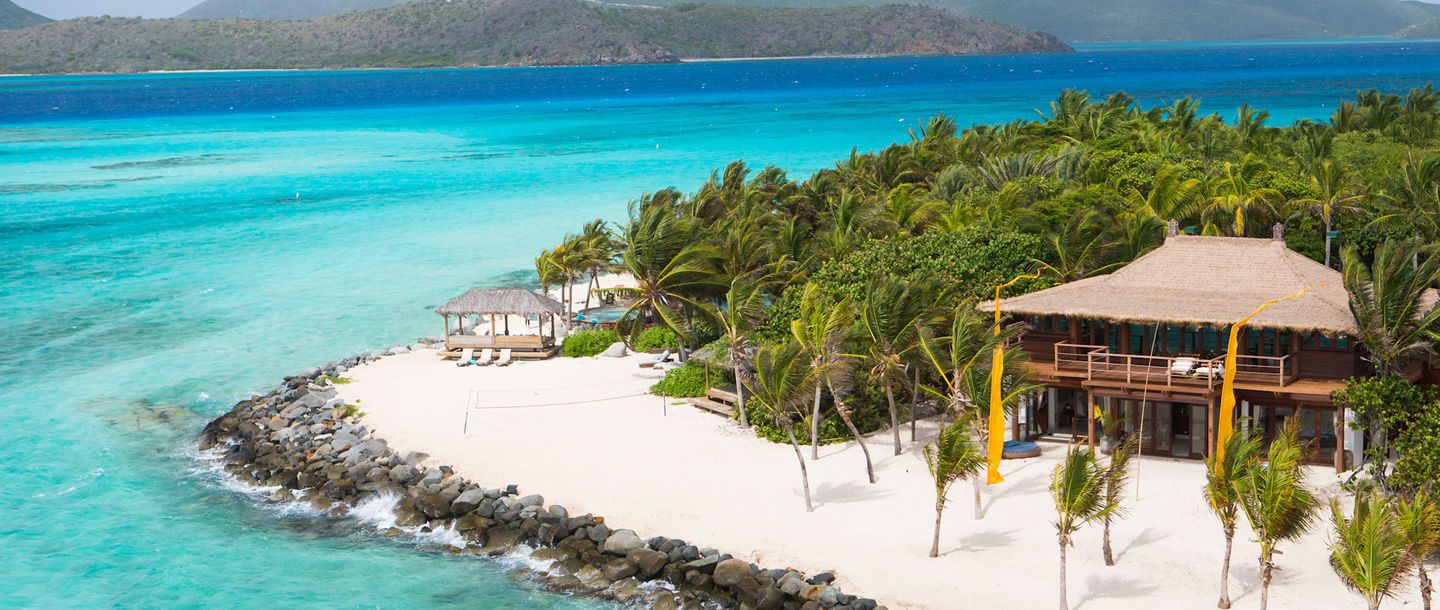 You Can Now Book Richard Branson's Private Island For A Secluded Luxury Vacation
