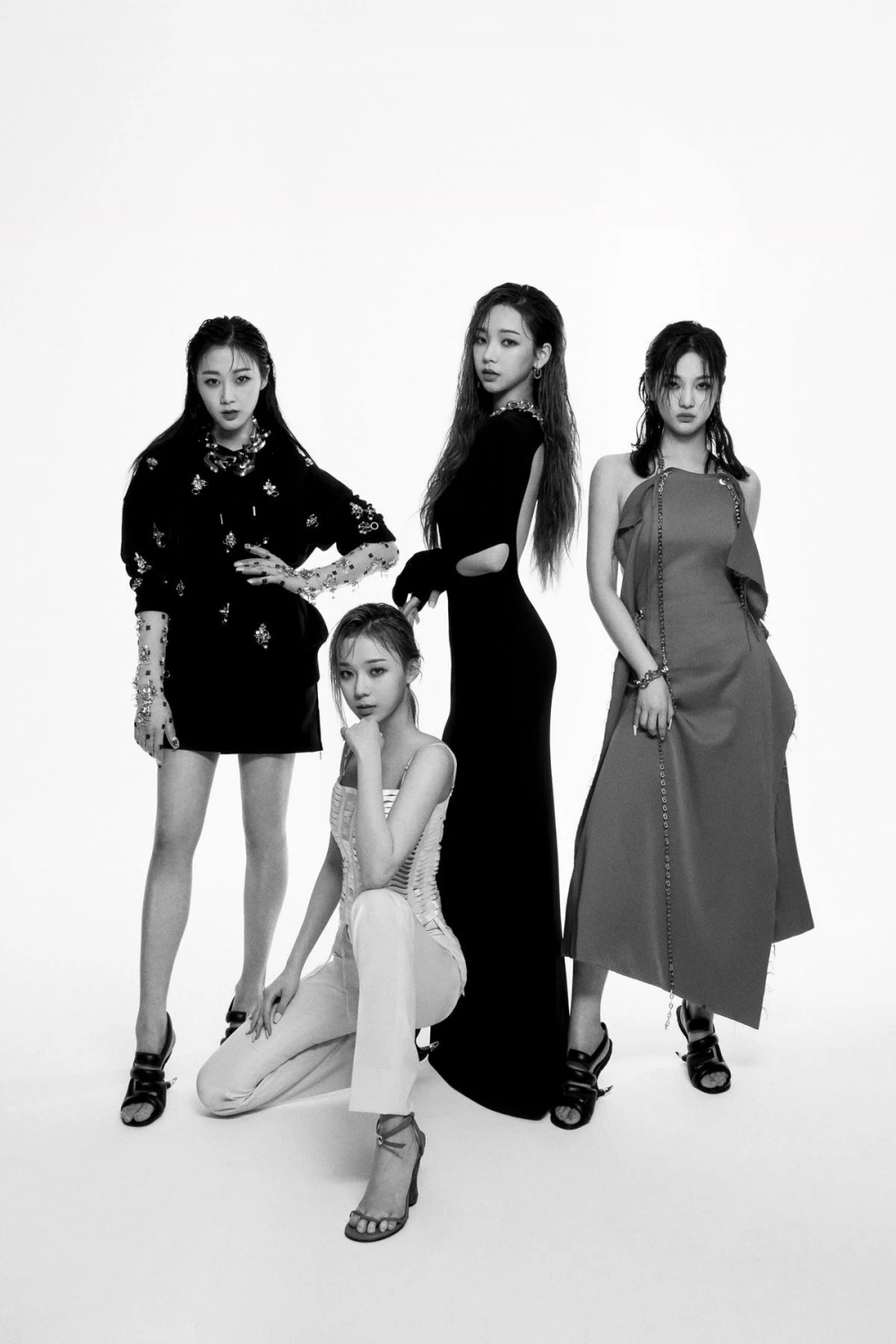 K-Pop Girl Group aespa Is The New Face Of Givenchy