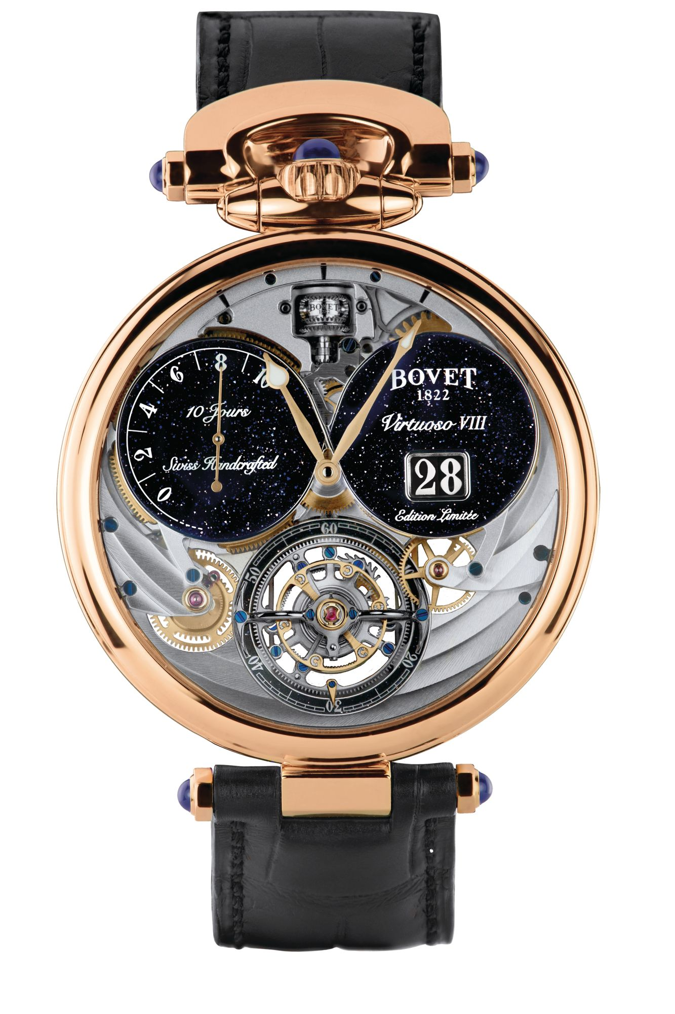 4 Things To Know About The Virtuoso VIII Chapter Two by Bovet 1822