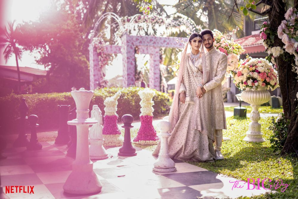 'The Big Day' Netflix's Indian weddings show premieres on February 14 (photo: Courtesy)