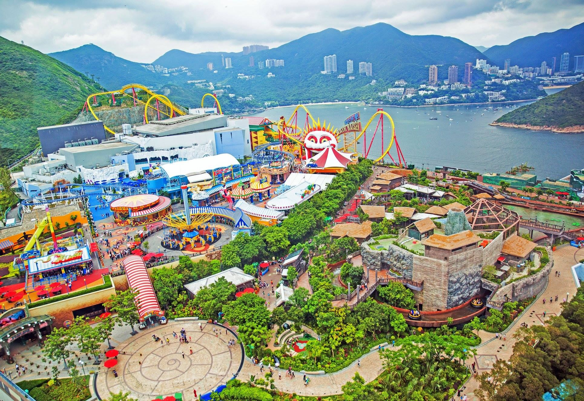 Ocean Park Will Be Reopening On February 18—With Reservation Rules In Place