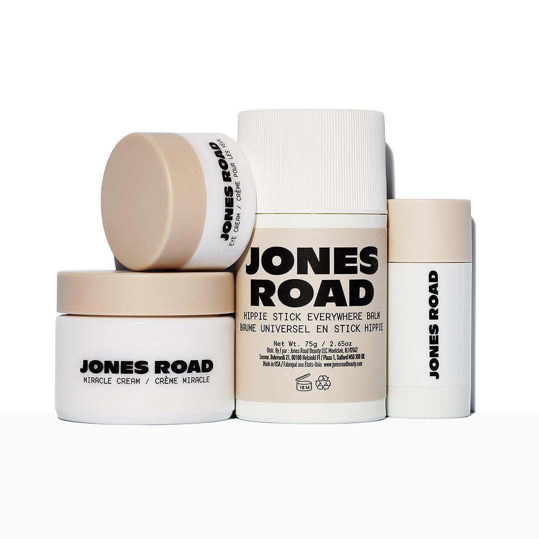 Bobbi Brown's New Beauty Line, Jones Road Launches Clean Skincare