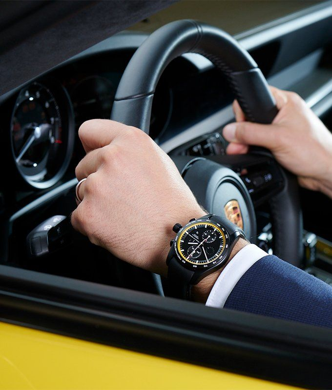 Porsche Has Just Unveiled An Exclusive Timepiece Reserved For GT3 Owners