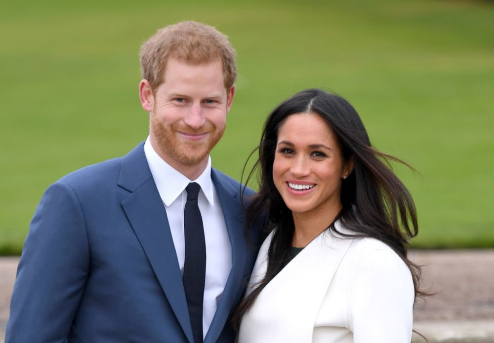 Prince Harry and Meghan Markle in 2017 (photo: Getty Images)
