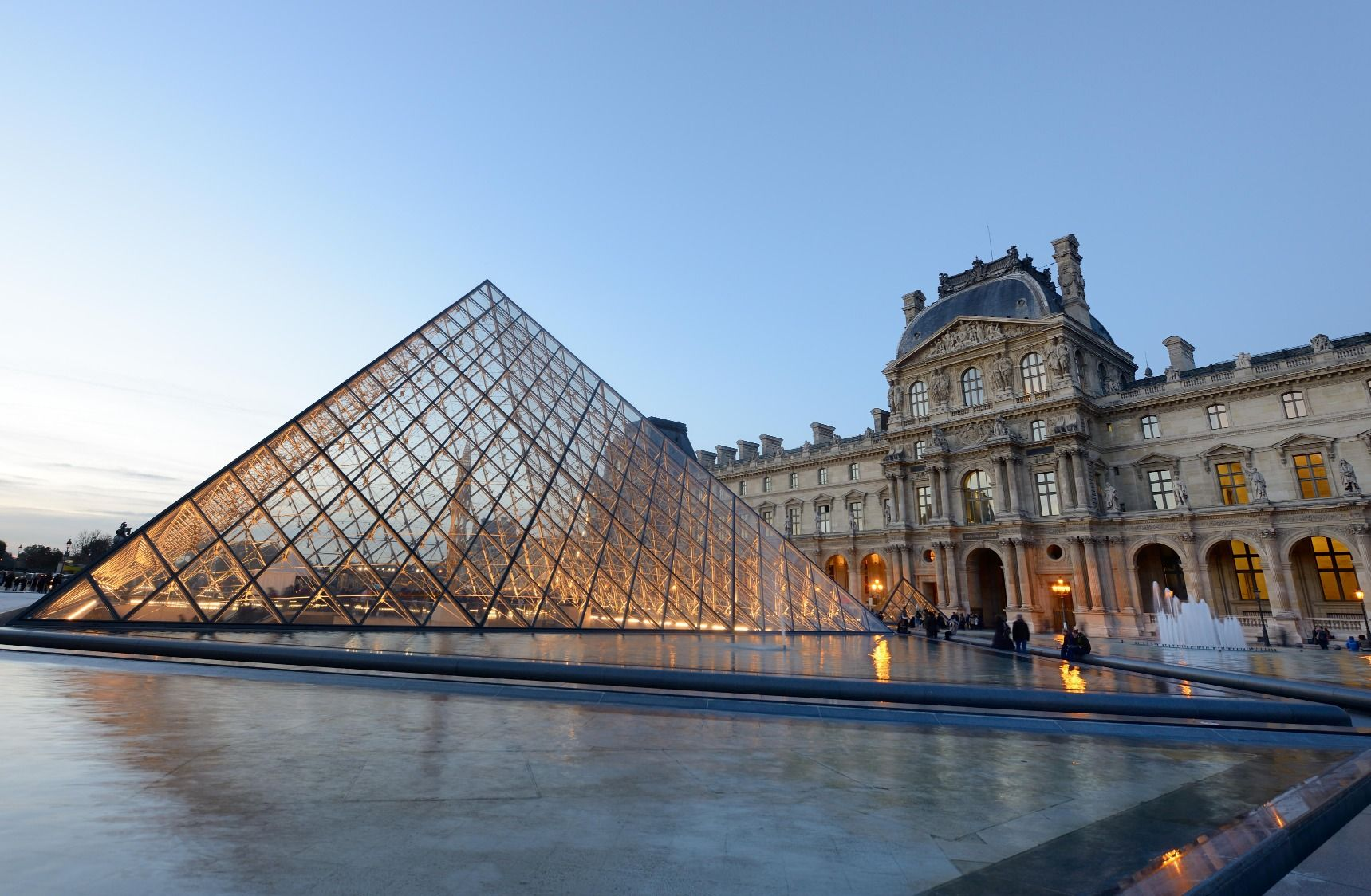 The Louvre Is Getting A New Look While Closed During The Pandemic