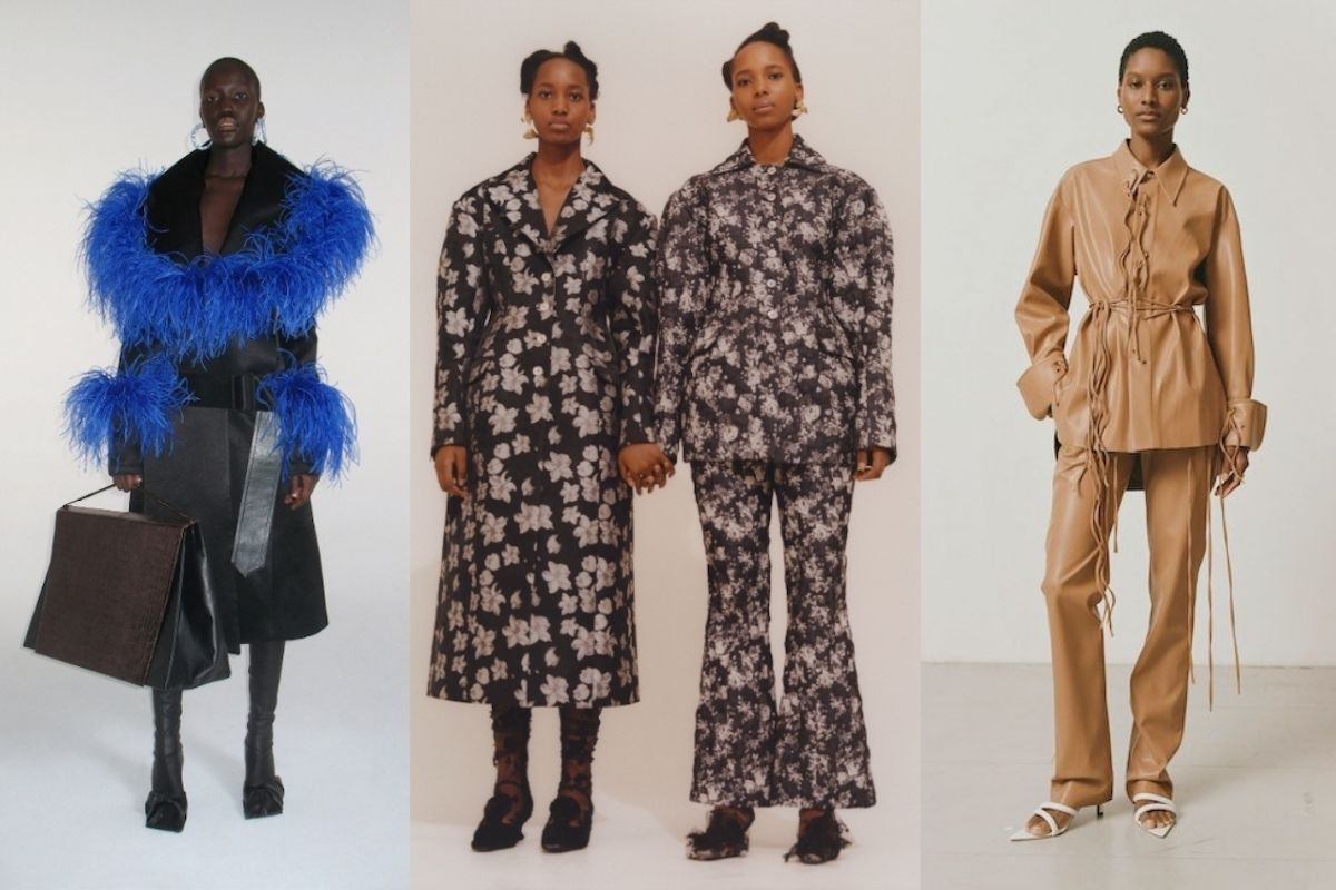 London Fashion Week Autumn/Winter 2021: 5 Trends We Love