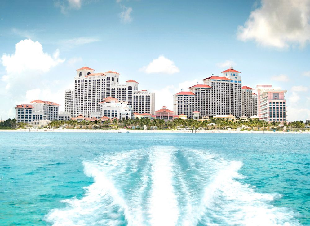 Guests of Baha Mar testing positive for Covid-19 can fly private back to the United States (photo: Courtesy Baha Mar)