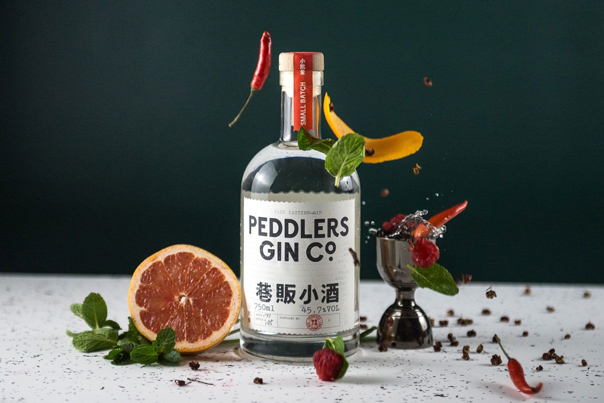 The Most Unique Gins Across Asia Right Now