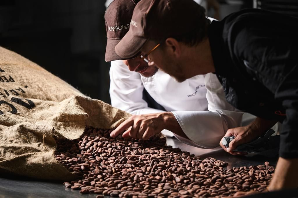 Casa Cacao's Jordi Roca And Damian Allsop On How To Unearth The Flavours Of Chocolate