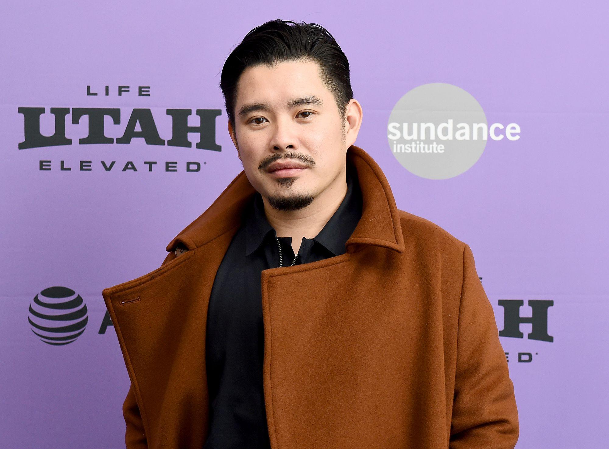 "PARK CITY, UTAH - JANUARY 25: Director Bao Nguyen attends the 2020 Sundance Film Festival - ""Be Water"" Premiere at The Marc Theatre on January 25, 2020 in Park City, Utah. (Photo by Ilya S. Savenok/Getty Images)"