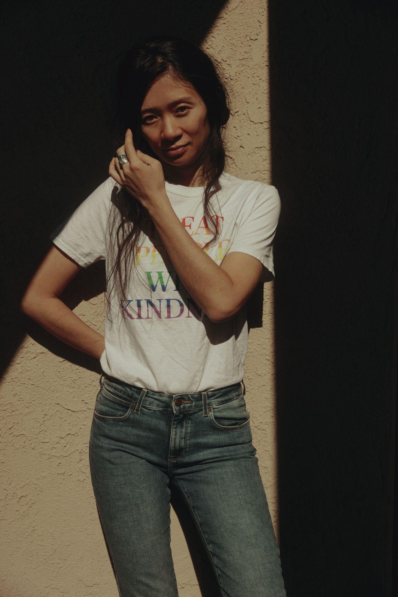 金球獎首位亞洲女性「最佳導演」,《游牧人生》導演趙婷獨家分享 3 個成功心法