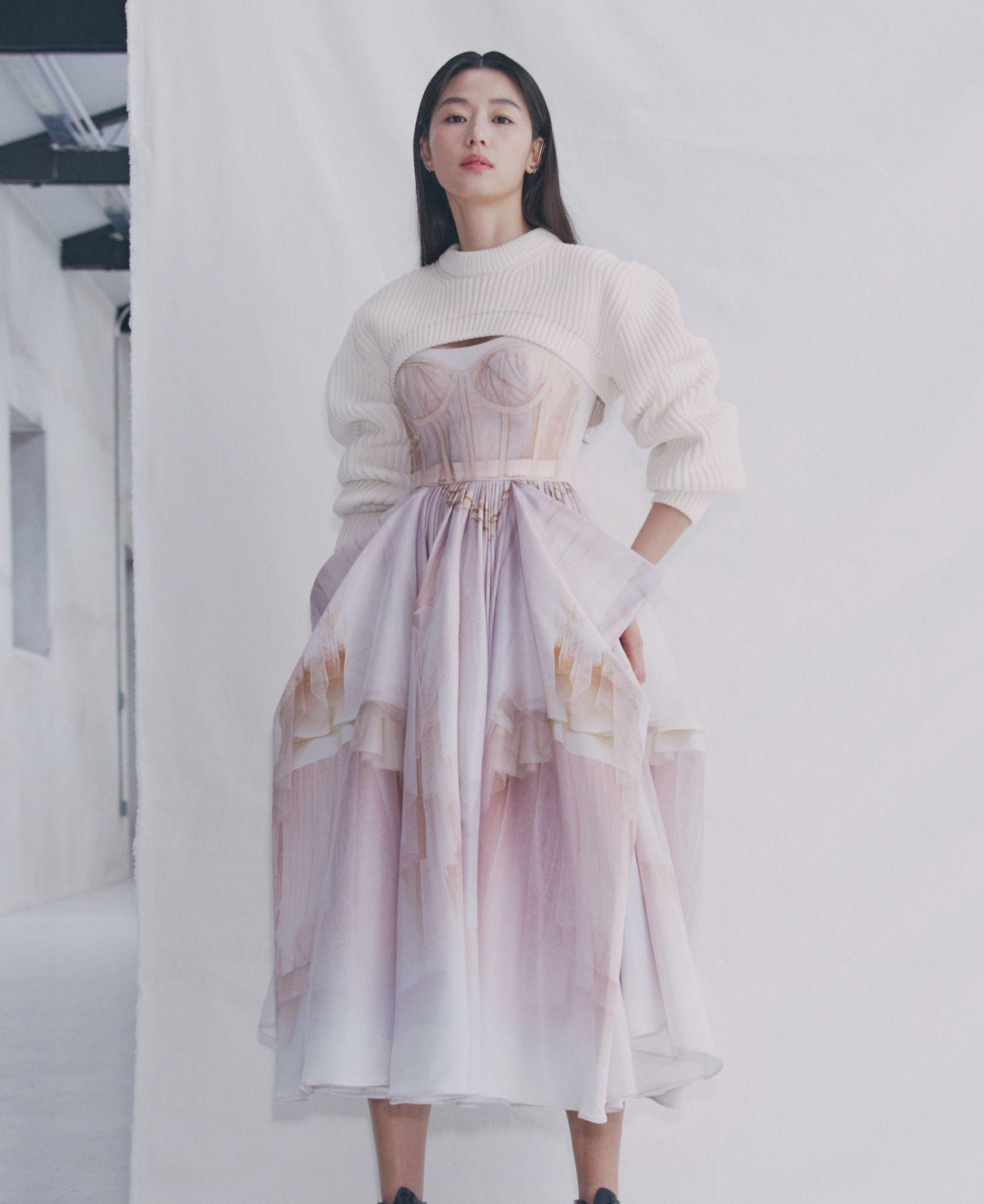 Jun Ji-Hyun Is Alexander McQueen's First Korean Ambassador